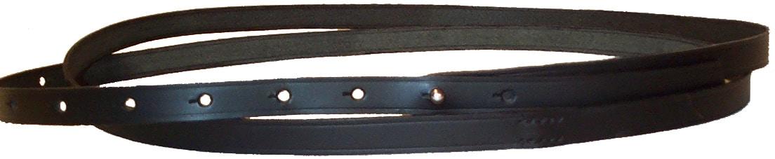 Ceinture double avec Cartouchiére