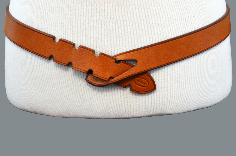 ceinture sans boucle